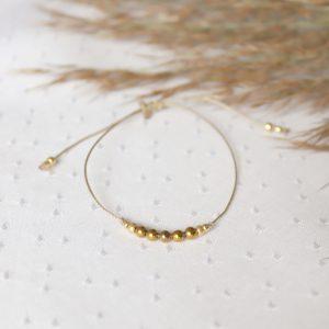 bransoletka ze złotym hematytem (2)